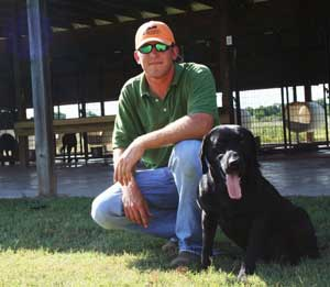 Hunting Retriever Training in Texas